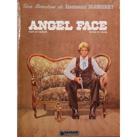Blueberry 17 réédition - Angel Face