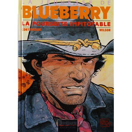 La jeunesse Blueberry 7 - La poursuite impitoyable