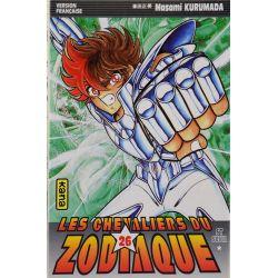 Les chevaliers du zodiaque 26 - Réédition - Vers Élision !