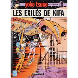 Yoko Tsuno 18 - Les exilés de Kifa