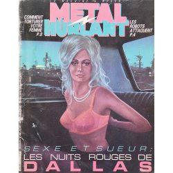 Métal Hurlant 88