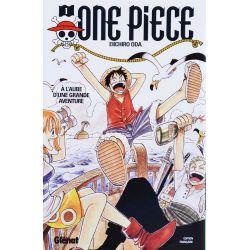 One Piece 1 - Réédition - À l'aube d'une grande aventure