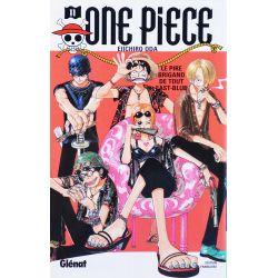One Piece 11 - Réédition - Le pire brigand de tout East-Blue