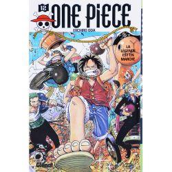 One Piece 12 - Réédition - La légende est en marche