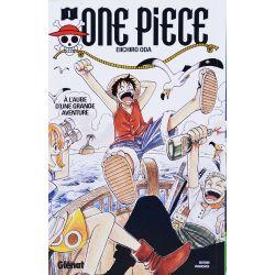 One Piece 1 - Réédition promotionnelle - À l'aube d'une grande aventure