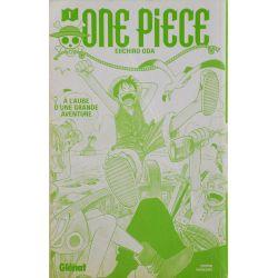 One Piece 1- Réédition - À l'aube d'une grande aventure