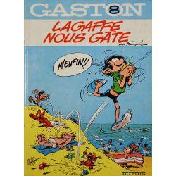 08 - Gaston 8 (réédition) - Lagaffe nous gâte