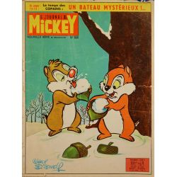 Journal de Mickey 608