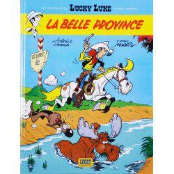 Les aventures de Lucky Luke 1 réédition - La belle Province