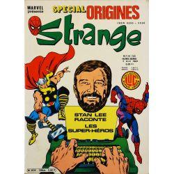 Strange 136 bis - Spécial Origines
