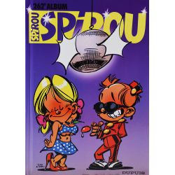 Le Journal de Spirou - Album 262
