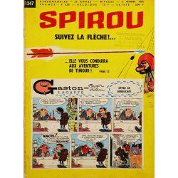 Le Journal de Spirou 1347