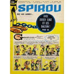 Le Journal de Spirou 1346