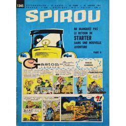 Le Journal de Spirou 1345