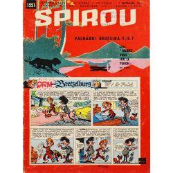 Le Journal de Spirou 1221