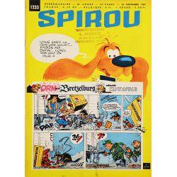 Le Journal de Spirou 1233