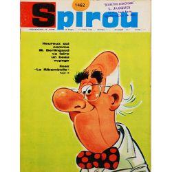 Le Journal de Spirou 1462