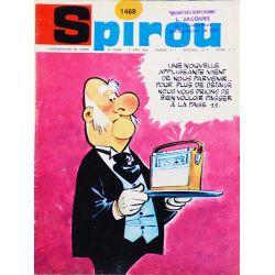 Le Journal de Spirou 1468