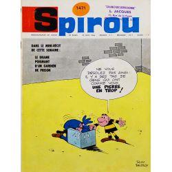 Le Journal de Spirou 1471
