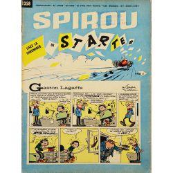 Le Journal de Spirou 1358