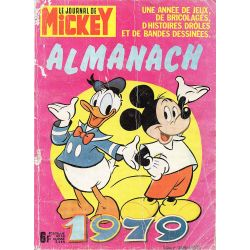 Almanach du Journal de Mickey 1979