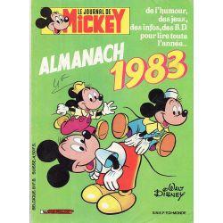 Almanach du Journal de Mickey 1983