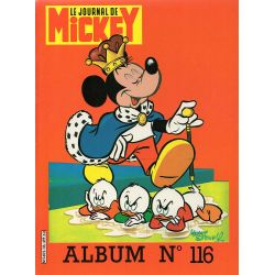Album Journal de Mickey  116