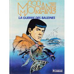 Bob Morane (3ème série Le Lombard) 16 - La guerre des baleines