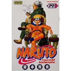 Naruto 14 - Hokage contre Hokage !!