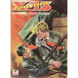 X-13 Agent secret 119