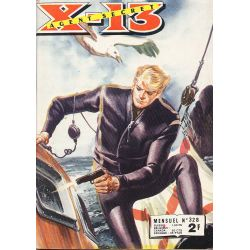X-13 Agent secret 328