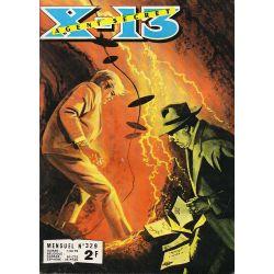 X-13 Agent secret 329