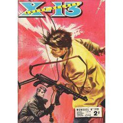X-13 Agent secret 319