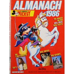 Almanach du Journal de Mickey 1985