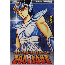 Les chevaliers du zodiaque 2 - Réédition - Un combat à mort !