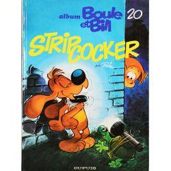 Boule et Bill 20 (réédition BE-) Strip-Cocker