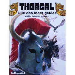 Thorgal 2 réédition - L'île des mers gelées