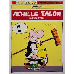 L'été des BD !! 2 - Achille Talon fait son ménage