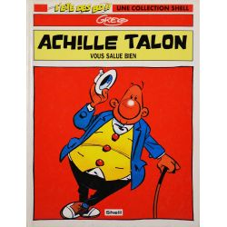 L'été des BD !! 1 - Achille Talon vous salue bien