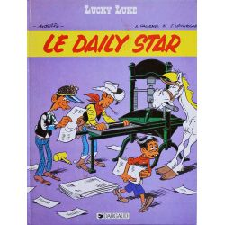 Lucky Luke 53 - Le Daily Star