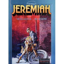 Jeremiah 17 réédition - Trois motos... ou quatre