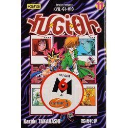 Yu-Gi-Oh! 11 Réédition - Un duel sans fin