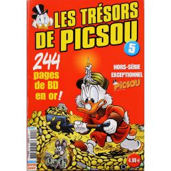 Les trésors de Picsou 5