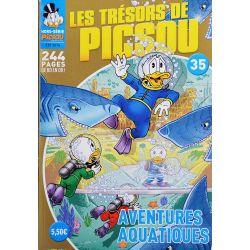 Les trésors de Picsou 35 - Aventures aquatiques