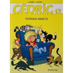 12 - Cédric 12 (réédition) - Terrain minets