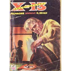 X-13 Agent secret 19