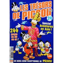 Les trésors de Picsou 24 - Spécial aventures en Asie