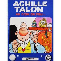 Achille Talon 12 réédition - Achille Talon au coin du feu