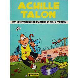 Achille Talon 14 réédition - Achille Talon et le mystère de l'homme a deux têtes