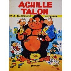Achille Talon 15 réédition - Achille Talon et le quadrumane optimiste
